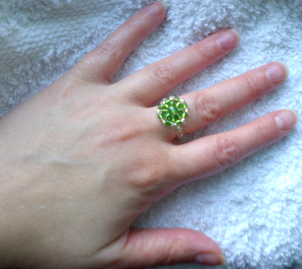 green ring-small
